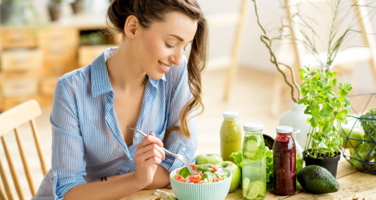 Healthy Eating routine For Ladies